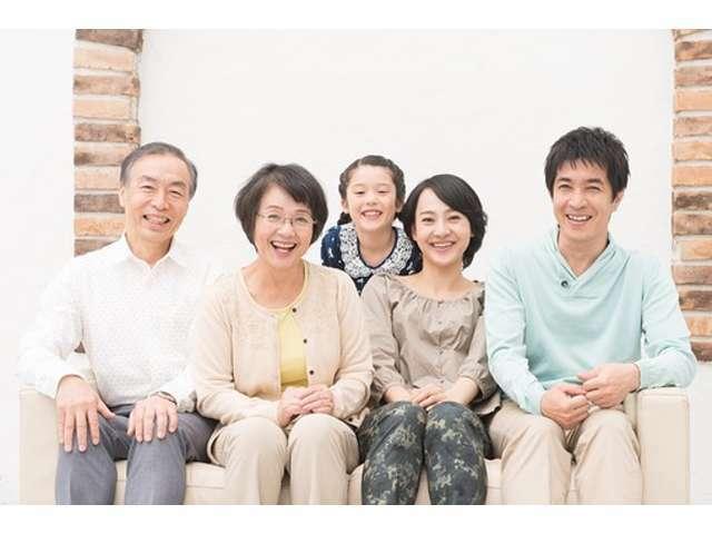 Bプラン画像:やっぱり家族は笑顔が一番!!笑顔でいられるには健康がまず第一!家族の「おかえり!」の為に安全で安心なカーライフをご提案します!!