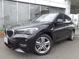 BMW X1 xドライブ 18d Mスポーツ 4WD 後期LCIコンフォートPデモカー認定中古車