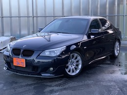 BMW 5シリーズ 525i Mスポーツパッケージ サンルーフ ナビ ETC 車高調 マフラー