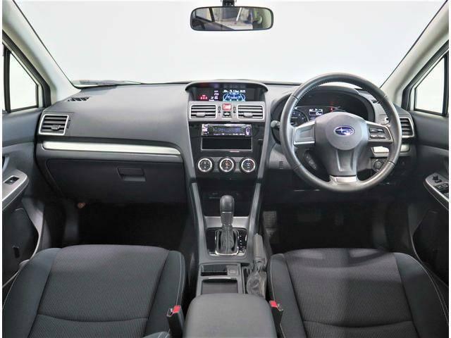 スバル先進の運転支援システム・アイサイトVer.3搭載!追従クルーズ!レーンキープ!カラーを判別し精度が向上しております!自動車の未来を感じるシステムです。