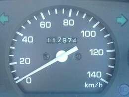 走行11万8000km☆まだまだ長く乗れます☆