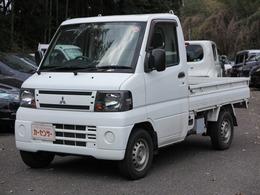 三菱 ミニキャブトラック 660 Vタイプ 5速 エアコン パワステ