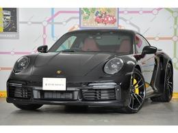 ポルシェ 911 ターボS PDK 右H・PCCB・スポクロ・BOSE
