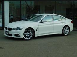 BMW 4シリーズグランクーペ 420i Mスポーツ 黒革電動シート ACC 電動リアゲート
