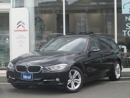 BMW 3シリーズツーリング 320i xドライブ スポーツ 4WD フルセグナビ キセノン インテリセーフ