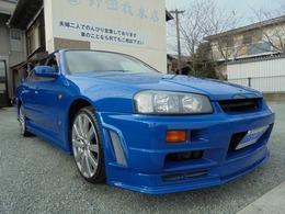日産 スカイライン 2.0 GT スペシャルエディション GTR仕様 全塗装 OZ18 新品タイヤ