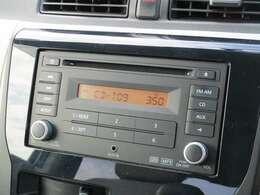 CD一体ラジオチューナー付き!