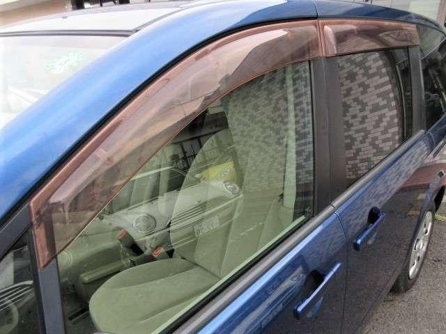 Bプラン画像:ドアバイザーが装備されておりますので雨の日などでも雨を気にせず換気が出来ます♪