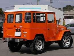 希少!BJ40Vの40ランクルショート・3000ccディーゼル!!!年式相応の錆はあります!社外レカロシート!5ケタメーターの為、走行距離不明車!気になる方はお早めにお問い合わせください!!!