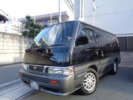 日産 ホーミーコーチ 3.0 GTクルーズ Wサンルーフ・対面シート・電動カーテン