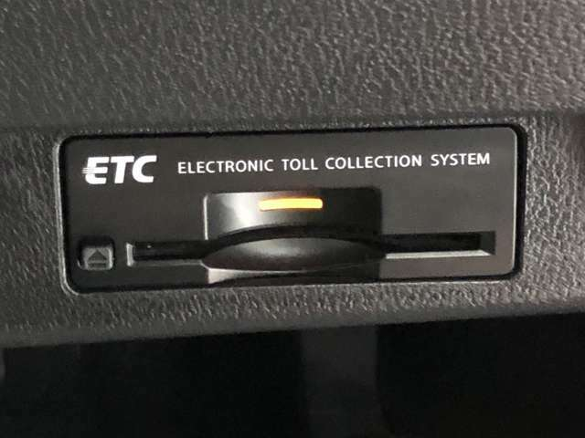 【ETCビルトイン】ビルトインタイプのETCついています!高速道路でもスムーズ。ストレスなくノンストップで走行できます★