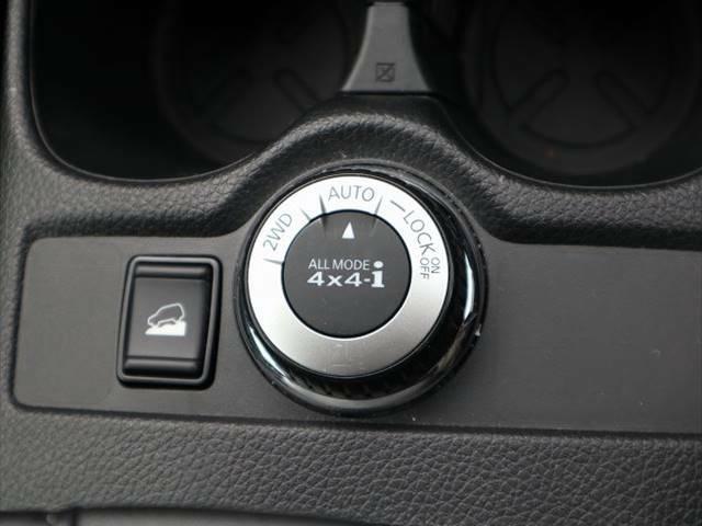 【パートタイム式4WD】LOCKモード・AUTOモード・2WDモードと状況に合わせて3つのモードを選択できます。
