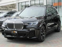 BMW X7 xドライブ35d Mスポーツ ディーゼルターボ 4WD 22AW リヤエンター ウェルネスP
