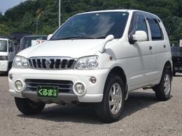 ダイハツ テリオスキッド 660 CLリミテッド 4WD