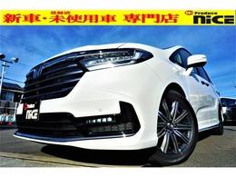 ホンダ オデッセイ 2.4 アブソルート 新車・全周囲カメラ・ETC2.0・ハーフレザー