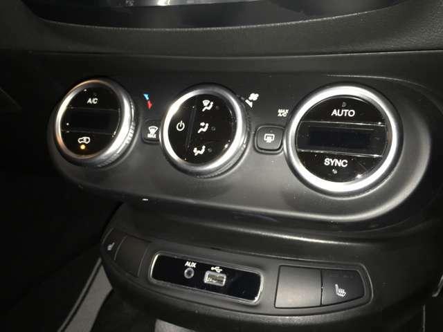 室内温度を感知して自動で温度調整をしてくれるのでいつでも快適な車内空間を創り上げます!
