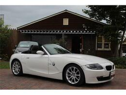 BMW Z4 ロードスター2.5i 電動幌 レザーシート HID ETC