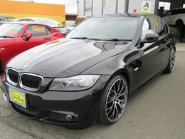 BMW 3シリーズ 320i Mスポーツパッケージ ホムラ19インチ レムス4本出 フルセグ