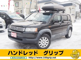 ホンダ クロスロード 1.8 18X 4WD ルーフキャリアナビBカメラ冬タイヤ