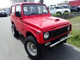 スズキ ジムニー 660 ワイルドウインド リミテッド 4WD メッキバンパー 社外ホイル マフラー