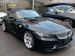 BMW Z4 sドライブ 35i Mスポーツパッケージ 左ハンドル 赤レザーシート