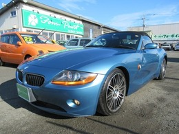 BMW Z4 ロードスター2.2i HIDライト  オートマ