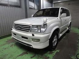 トヨタ ランドクルーザー100 4.7 VXリミテッド 4WD エンスタ ナビ ETC 1ナンバー登録