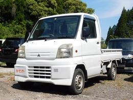 三菱 ミニキャブトラック 660 オートマ車  Tベルト交換済み  エアコン
