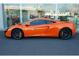 マクラーレン650Sまたまた入荷しました・人気のタロッコオレンジです・詳細はHPをご覧下さい!