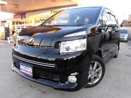 トヨタ ヴォクシー 2.0 ZS 煌 両側電動ドア/大型FDモニタ/Bカメラ/HID