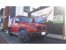 メルセデス・ベンツ Gクラス G350d ディーゼルターボ 4WD マヌファクトゥーアED 禁煙 世界限定100台