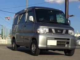 日産 NV100クリッパー 660 DX ハイルーフ 4WD /検R4年6月/Tベルト交換済/キーレス