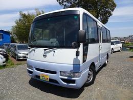 日産 シビリアン マイクロバス オートマ26人乗バスバックカメラ修復無し