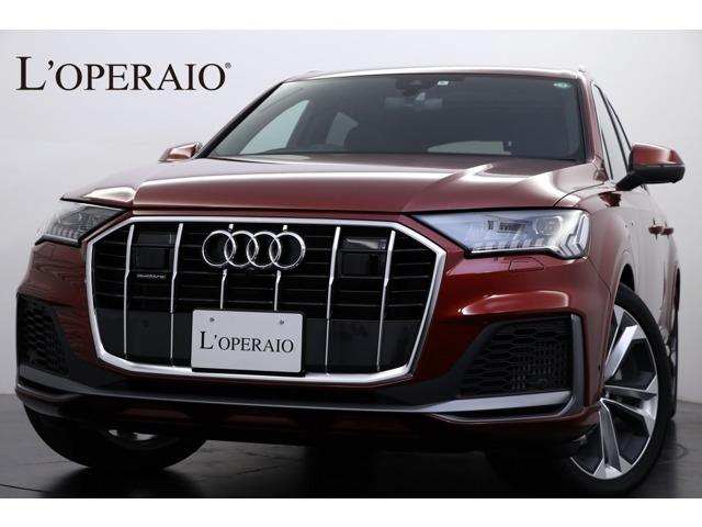 ロペライオ世田谷に現行モデルQ7が入庫致しました!詳細は弊社ホームページにて車両動画でご案内させて頂いております→