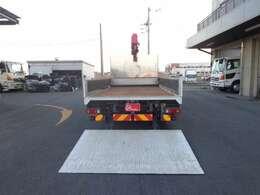 積載2.5トン 車両総重量7485kg