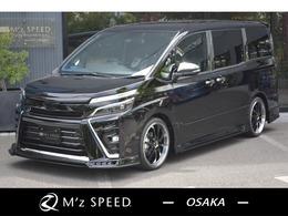 トヨタ ヴォクシー 2.0 ZS 煌II 7人乗 ZEUS新車コンプリートカー