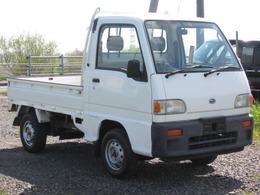 スバル サンバートラック 660 STDスペシャルII 三方開 4WD 車検整備付 本州仕入 5速ミッション