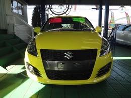 スズキ スイフト 1.6 スポーツ ディスチャージヘッドランプ装着車