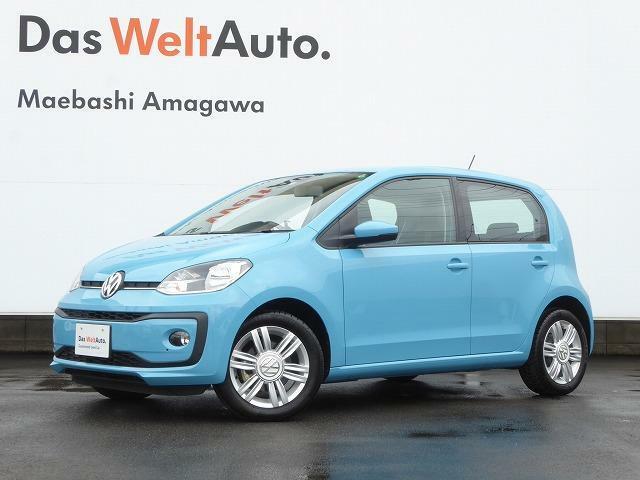 Volkswagenならではの最新テクノロジーを小さなボディに凝縮した UP! high UP!
