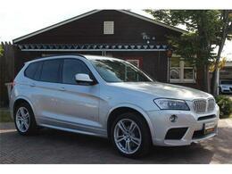 BMW X3 xドライブ28i Mスポーツパッケージ 4WD 純正ナビ フルセグ Bカメラ Bソナー ETC