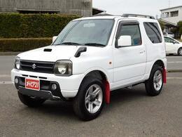 スズキ ジムニー 660 XC 4WD 5MT・CD・ワンオーナー・純正マッドガード