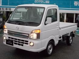 マツダ スクラムトラック 660 KX 4WD Wカメラブレーキサポート ハイビームA付
