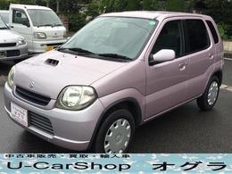 スズキ Kei 660 Bターボ 純正CDチューナー キーレス 車検R4年3月
