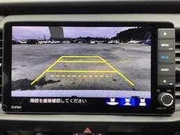 ■バックカメラ■駐車や後退時、後方が見えると安心感が増しますよね。大切なお車をキズつけない為に今や必須アイテムですね!