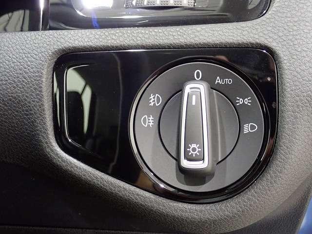 Autoライトシステム:Autoライトに設定しておけばトンネル走行時や夜間走行時に自動でライトが点灯してくれるので手間が省けます。