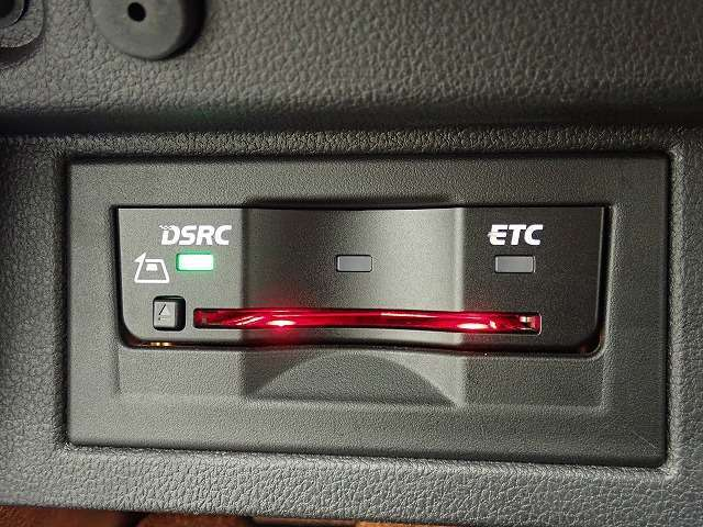 ETC搭載です!