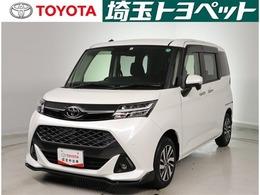 トヨタ タンク 1.0 カスタム G メモリーナビバックモニターパワースライド