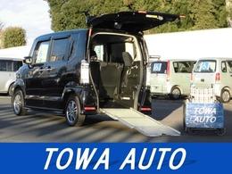 ホンダ N-BOX+ 660 カスタムG 車いす仕様車 電動スロープリモコン付