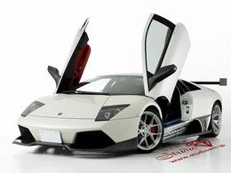 ランボルギーニ ムルシエラゴ LP640 eギア 4WD 09yモデル CARBON PKG 社外AW 禁煙車