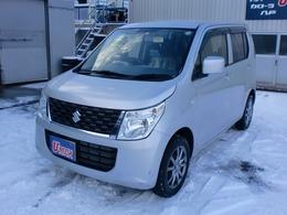 スズキ ワゴンR 660 FA 4WD シートヒーター CDラジオ